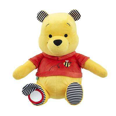 Cover of Winnie The Pooh My 1st Soft Toy - 5014475017550
