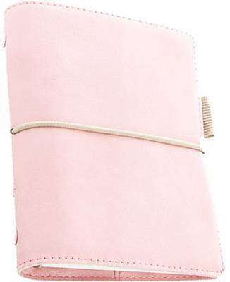 Cover of Domino Soft Personal Organiser Pale Pink - Filofax - 5015142261443