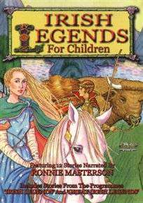 Cover of Irish Legends for Children - 5016641113509
