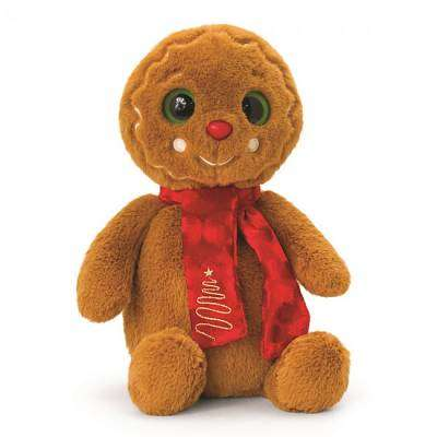 Cover of Gingerbread Man with Scarf 25cm - Keel Toys - 5027148026728