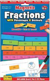 Cover of Magnetic Fractions - 5034309112701