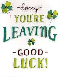 Cover of Good Luck! Clovers - Large Card - Second nature - 5034527272539