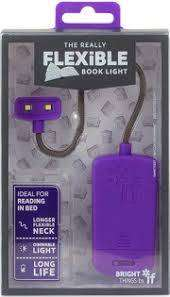 Cover of Really Flexible Book Light - Purple - If - 5035393398033