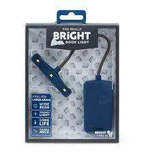 Cover of Really Bright Book Light - Blue - If - 5035393399023