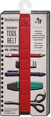 Cover of Bookaroo Tool Belt Red - If - 5035393411022