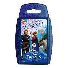 Cover of Frozen Moments - 5036905025256