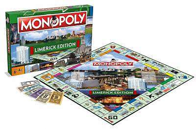 Cover of Limerick Monopoly - 5036905028394