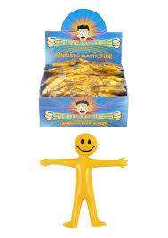 Cover of STRETCHY SMILEY MAN - Tobar - 5038728019658