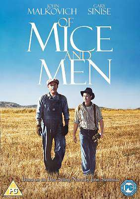 Cover of Of Mice & Men DVD - Unknown - 5039036067300