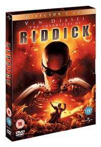 Cover of Chronicles of Riddick : Director's Cut - 5050582342741