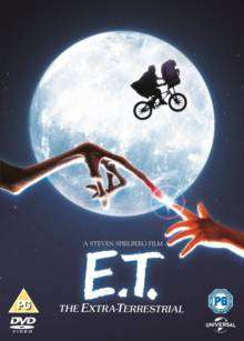Cover of ET-The Extra Terrestrial - 5050582909395