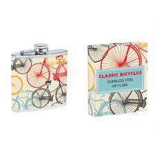 Cover of Hip Flask - Classic Bicycles - Robert Fredrick - 5051237064230