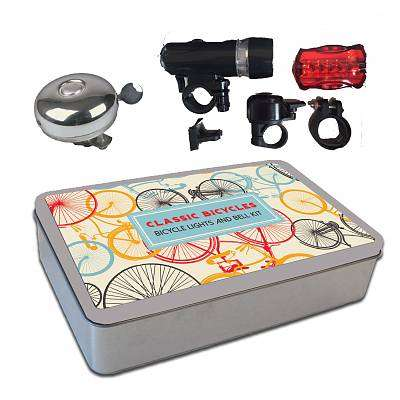 Cover of Light and Bell Kit in a Box - Robert Fredrick - 5051237064902