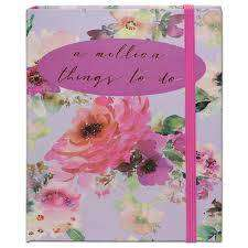 Cover of Lilac Bloom Things To Do Folder - Robert Fredrick - 5051237076943