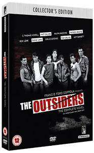 Cover of Outsiders DVD - Unknown - 5055201815576