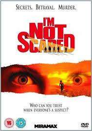 Cover of I'm Not Scared DVD - 5055201817266