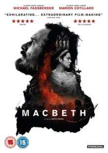 Cover of Macbeth Dvd - Michael Fassbender - 5055201827661
