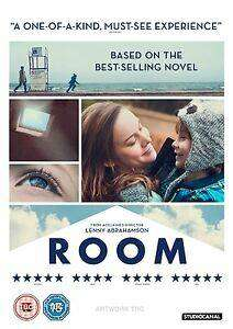 Cover of Room - DVD - Unknown - 5055201831392