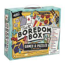 Cover of Boredom Box - Professor Puzzle - 5056297201090
