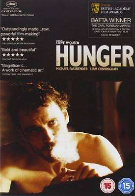 Cover of Hunger DVD - 5060002836293