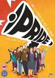 Cover of Pride DVD - Unknown - 5060002837672