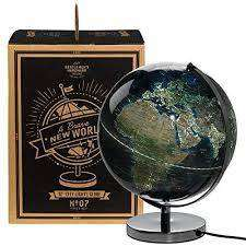 Cover of Globe Light 12 Inch City Lights - 5060121262478
