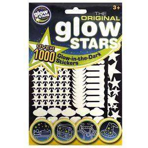 Cover of Original Glowstars Glow 1000 - 5060122730297