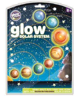 Cover of Glow Solar System - Brainstorm Ltd - 5060122730990