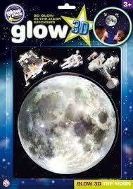 Cover of Glow 3d The Moon - 5060122732734