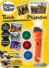 Cover of Shaun the Sheep Torch and Projector - Brainstorm - 5060122734042