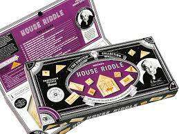 Cover of House Riddle - Professor Puzzle - 5060506531373