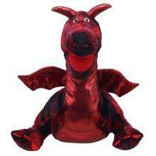 Cover of Enchanted Dragons - Red - Puppet Company - 5060711735559