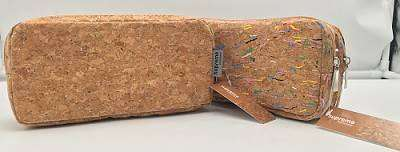 Cover of Double Pencil Case Cork - 5099073001347