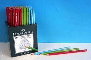 Cover of Winner HB Black Lead Pencils box of 144 - 5390050000057