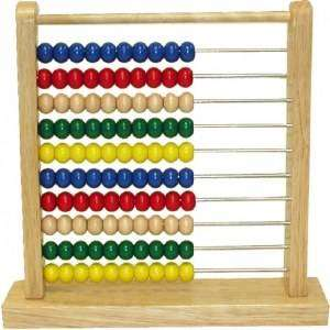 Cover of Wooden Abacus - 5390380031318