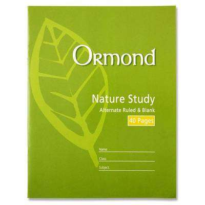 Cover of Ormond Nature Study Copy - 5390380037136