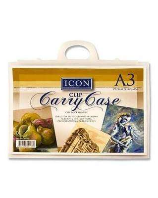 Cover of A3 Icon Carry File - 5390380042000