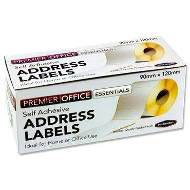 Cover of SUPER SIZE LABELS - 5390380552882