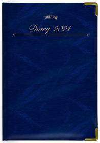 Cover of A5 2020 Week To View Presentation Dairy - O'Brien Printing - 5390991004114