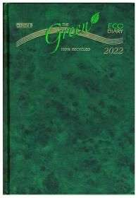 Cover of A5 Page a Day Eco Diary 2020 - O'Briens - 5390991004343