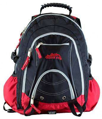 Cover of Backpack Bolton Black / Red - Ridge 53 - 5391533510131