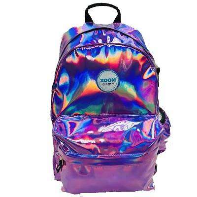 Cover of Abbey Zoom Backpack Purple - 5391533511244