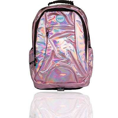 Cover of Abbey Zoom Backpack Pink - 5391533511251