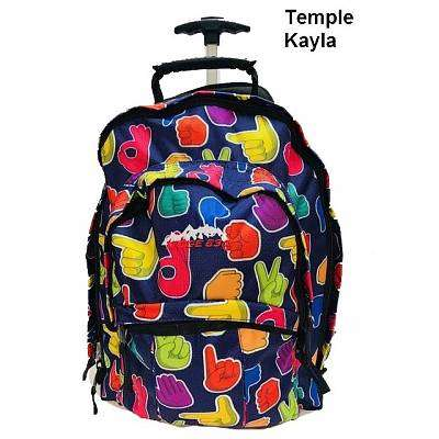 Cover of Temple Wheelie Kayla - 5391533511473