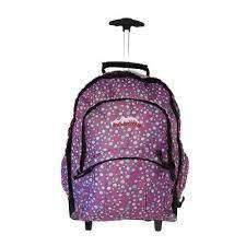 Cover of Temple Wheelie Purple Dots Bag - Sportech - 5391533512098