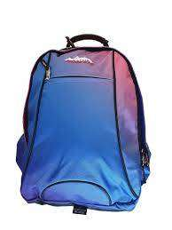 Cover of Abbey Mia Blue / Pink Backpack - Sportech - 5391533512159