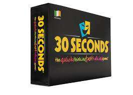 Cover of Adult 30 Seconds - 6009687360081 - 6009687360081