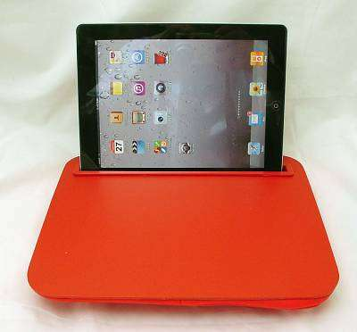 Cover of Ibed Tablet Cushion Red - Kikkerland - 612615062207