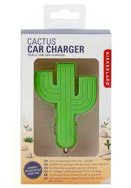 Cover of Cactus Car Charger - 612615083233