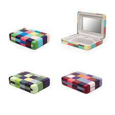 Cover of Portable Jewelry Case - Kikkerland - 612615101760